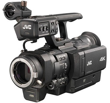 JVC-4K-camcorder-with-Nikon-F-mount