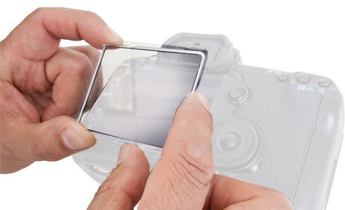 LCD-screen-protection-for-Nikon-D7100
