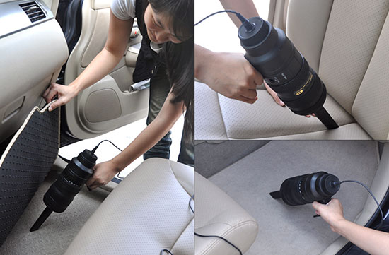 Nikon-lens-car-vacum-cleaner