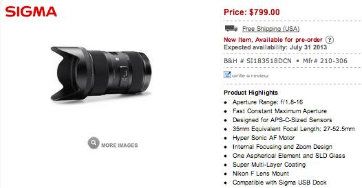 Simga-18-35mm-f1.8-DC-HSM-lens-price