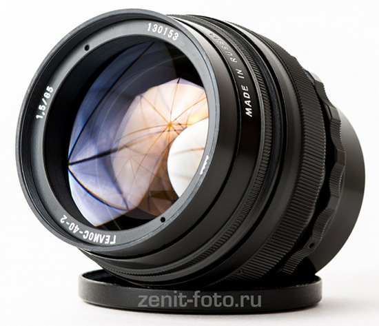 Zenit-Helios-40-2-85mm-f1.5-lens-with-Nikon-mount