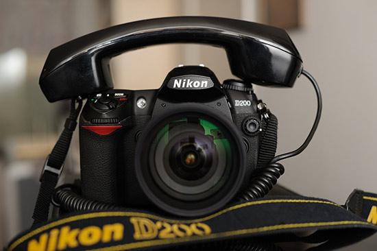 Nikon Phone