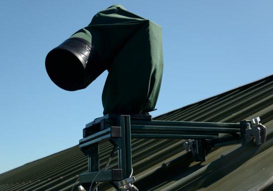 Roof-Robotic-Nikon-Camera