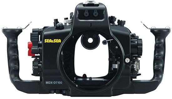 Sea-and-Sea-MDX-D7100-underwater-housing-Nikon-D7100