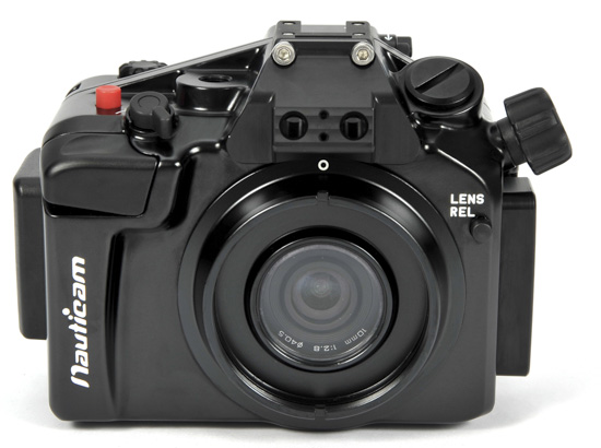 Nauticam NA-V2 underwater housing for Nikon 1 V2 1