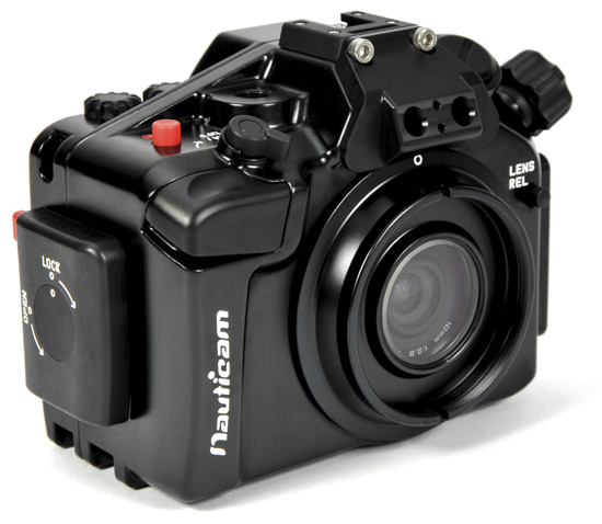 Nauticam NA-V2 underwater housing for Nikon 1 V2 2