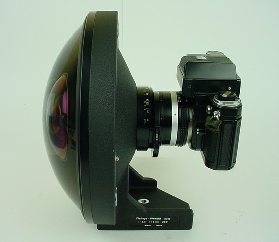 Nikkor-6mm-f2.8-AI-fisheye-lens