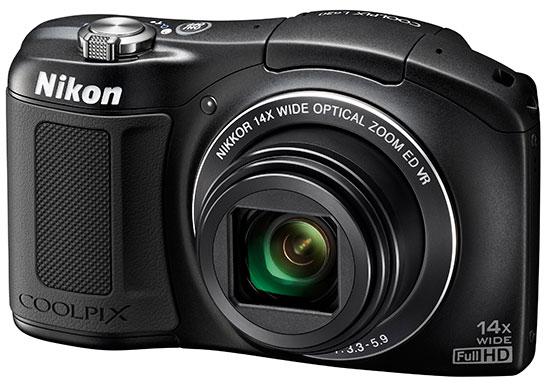 Nikon-Coolpix-L620-camera-black