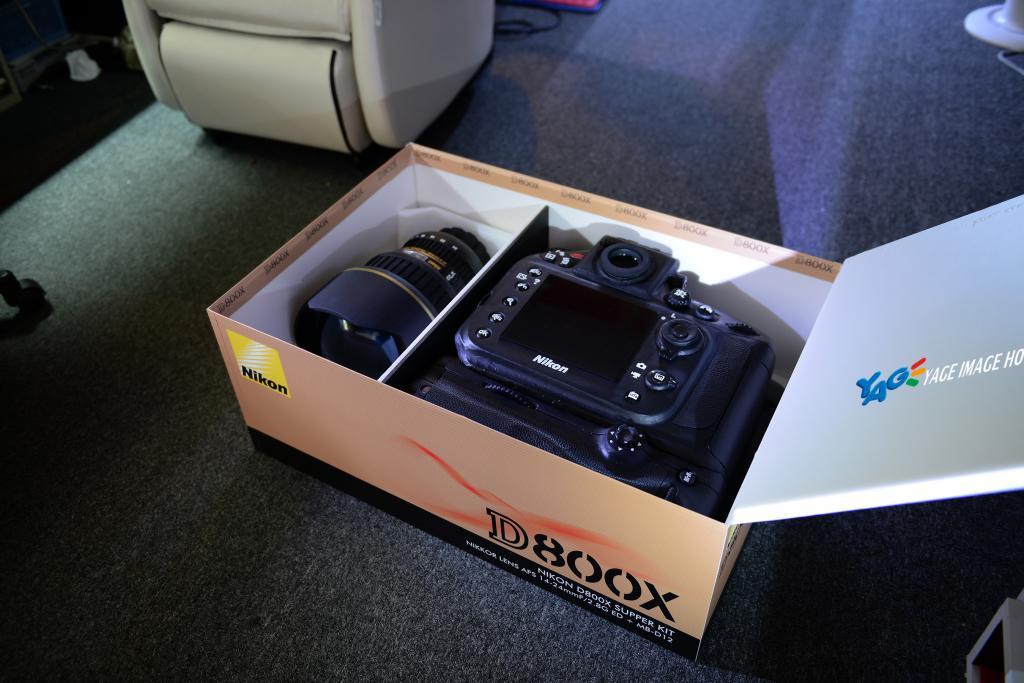 Nikon D800X super kit 10