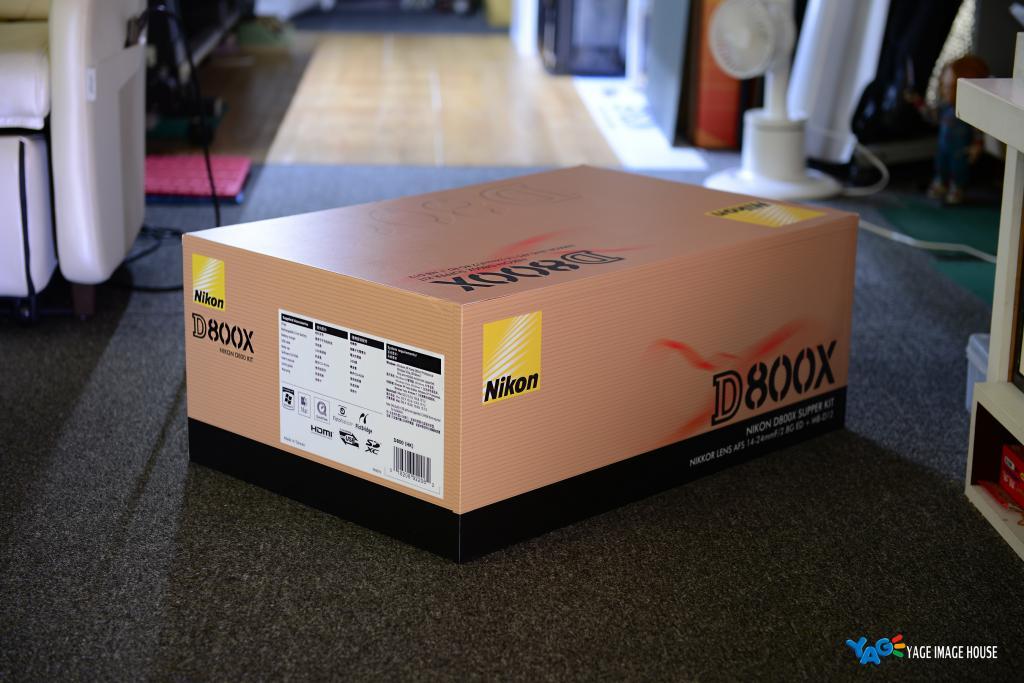 Nikon D800X super kit 5