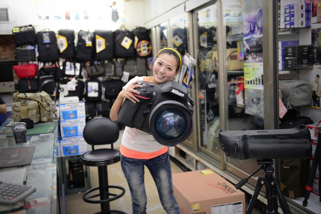 Nikon D800X super kit 7