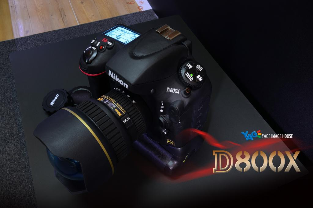Nikon D800X super kit