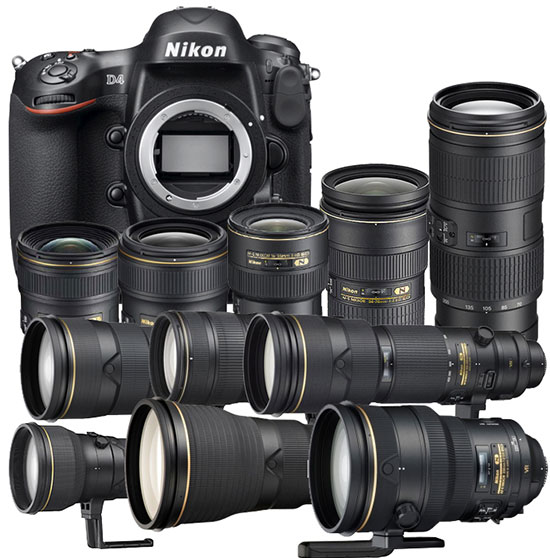 Nikon-Nanocrystal-Set