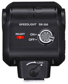 Nikon-SB-300-Speedlight-flash-back