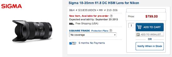 Sigma-18-35mm-f1.8-DC-HSM-lens-for-Nikon-delayed