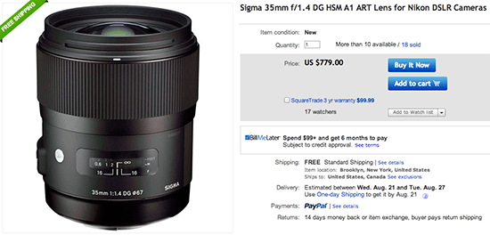 Sigma-35mm-f1.4-DG-HSM-A1-ART-Lens-discount-sale