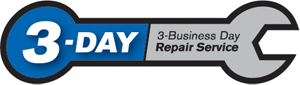 Tamron USA 3 business day repair service turnaround