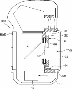 Disconnectig the imaging device unit
