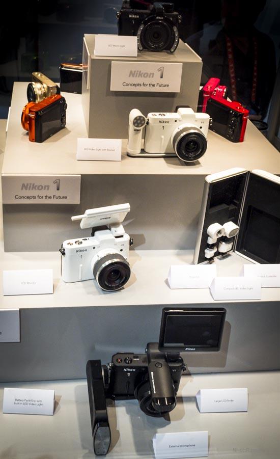 Future Nikon 1 concepts