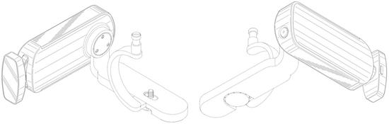 Nikon 1 LED video light patent 2