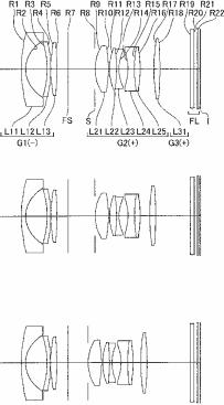 Nikon 28mm F2.0 lens patent