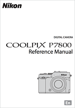 Nikon-Coolpix-P7800-camera-user-manual