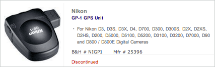 Nikon-GP-1-GPS-unit-now-discontinued