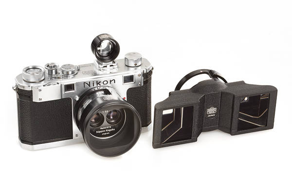 Nikon Stereo-Nikkor 3,5:3,5cm outfit