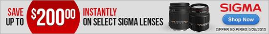 Sigma-rebates