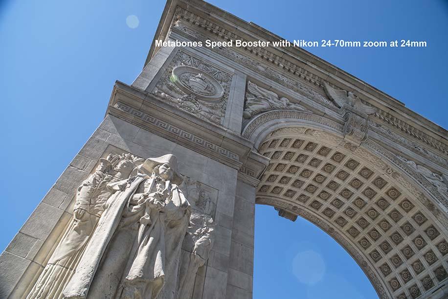 Metabones Speed Booster Nikon G lens to Fuji X-mount camera adapter review