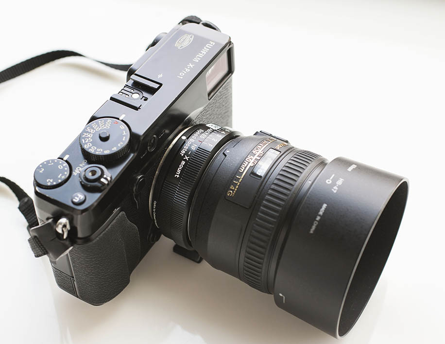 The Speed Booster does have aperture control for the Nikon G lenses