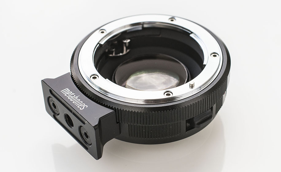 Metabones Speed Booster Nikon G lens to Fuji X-mount camera adapter review