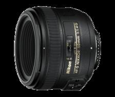 AF-S NIKKOR 50mm f:1.4G