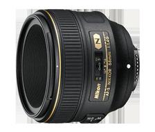 AF-S NIKKOR 58mm f:1.4G
