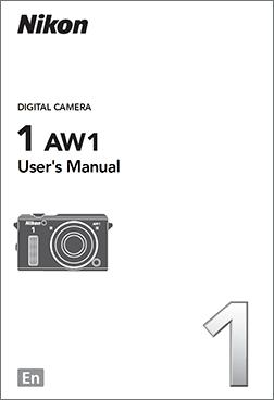 Nikon-1-AW1-camera-manual