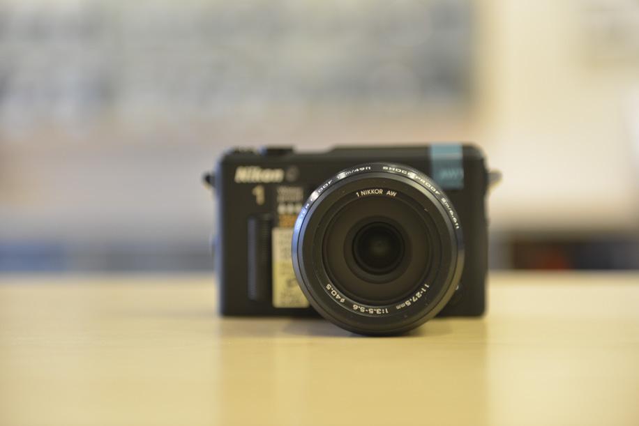 Nikon 1 AW1 underwater camera 7