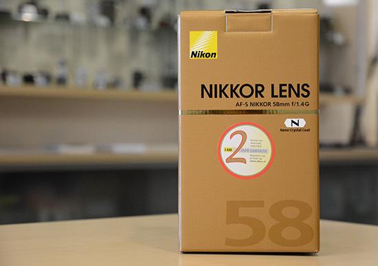 Nikon-AF-S-NIKKOR-58mm-f1.4G-lens