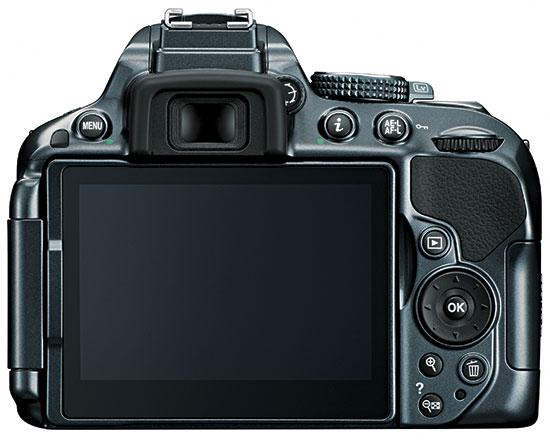 Nikon-D5300-camera-grey-back