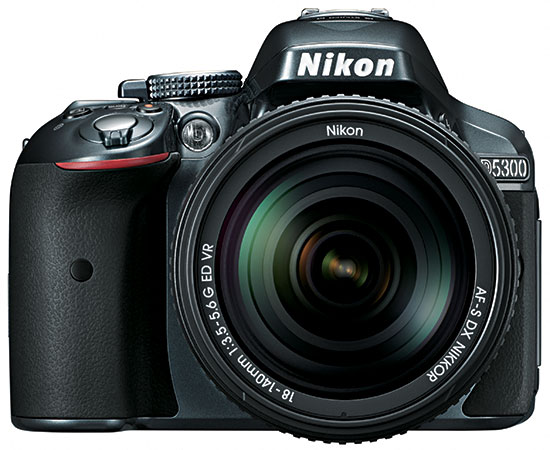 Nikon-D5300-grey