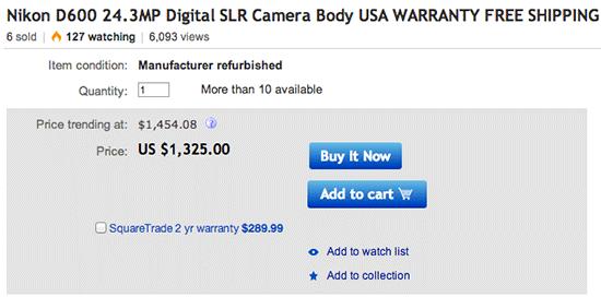 Nikon-D600-refurbished-deal