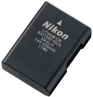 Nikon-EN-EL14a-battery