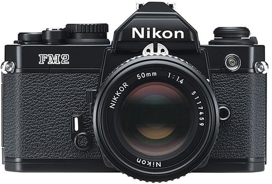 nikon fm2 like digital full frame camera rumors - Mirrorless Full Frame