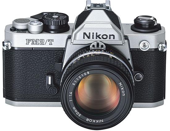 Nikon-FM2-silver