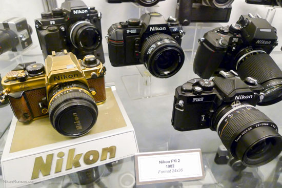 Nikon classical F cameras