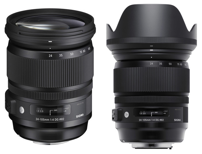 sigma mm f dg os hsm lens leaked already listed on sigmas websiteaspx