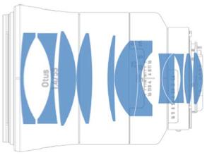 Zeiss-OTUS-55mm-f1.4-APO-Distagon-T--ZF.2-lens-design