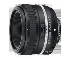 AF-S NIKKOR 50mm f:1.8G Special Edition
