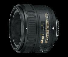AF-S NIKKOR 50mm f:1.8G