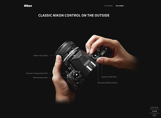 New-dedicated-Nikon-Df-website