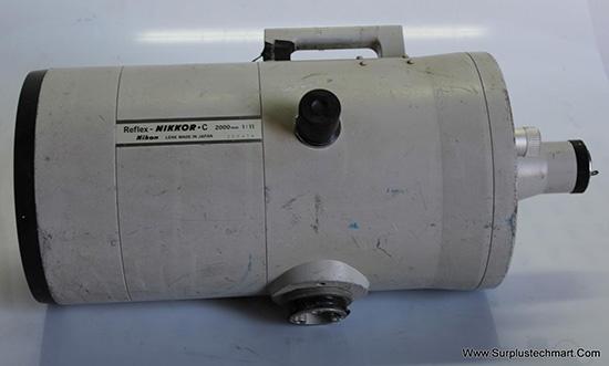 Nikkor-2000mm-f11-C-reflex-lens